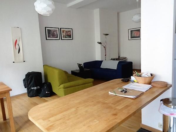Appartement 1chambre quartier place Stéphanie/Châtelain