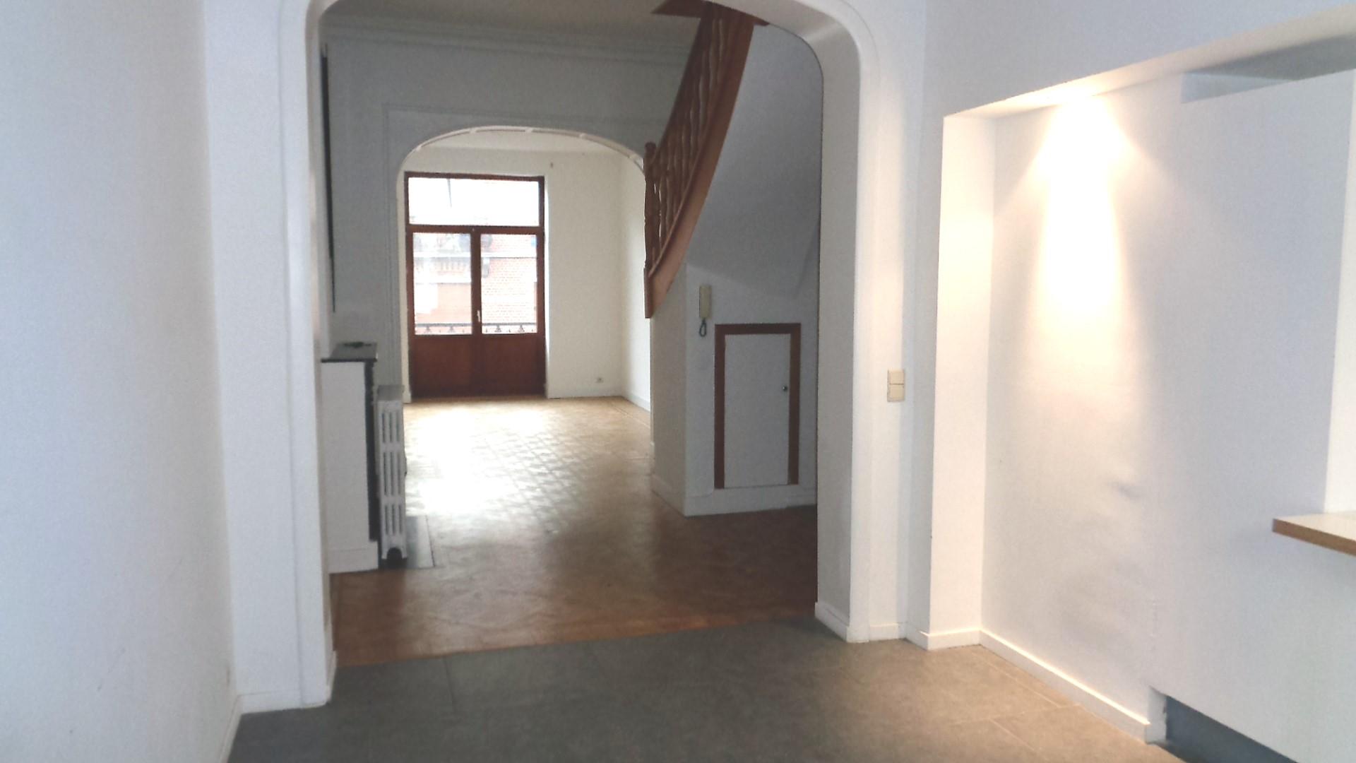 Appartement duplex 3 chambres avec jardin