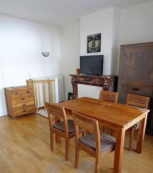 Appartement meublé 1 chambre quartier Châtelain