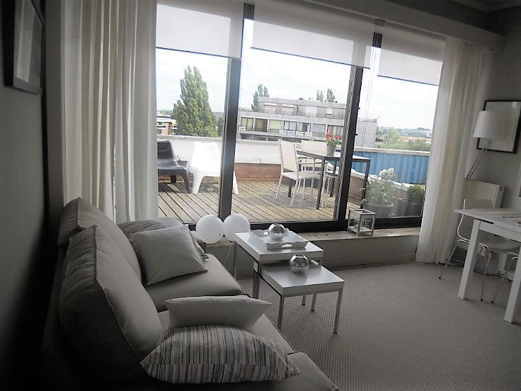 Penthouse 1 chambre à Ixelles
