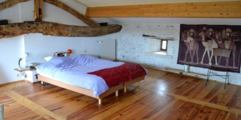 chambre principale maison