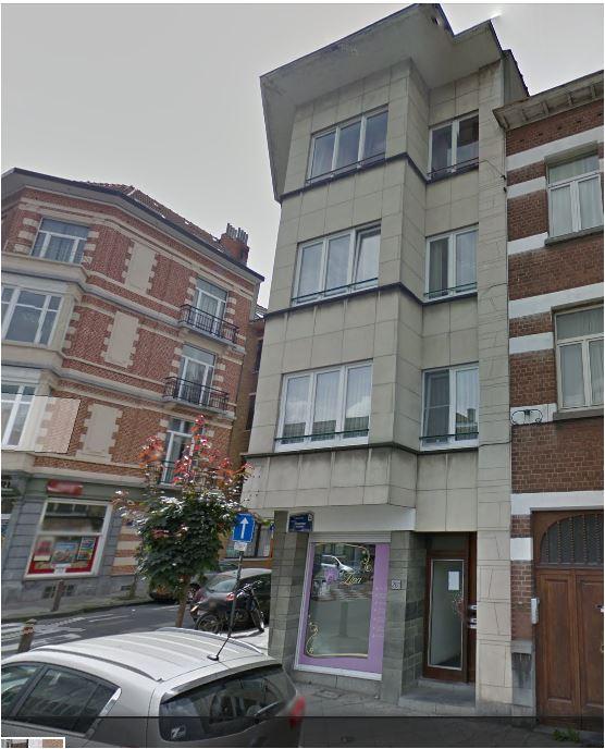 Charmant appartement 2 chambres dans le quartier ULB/Flagey