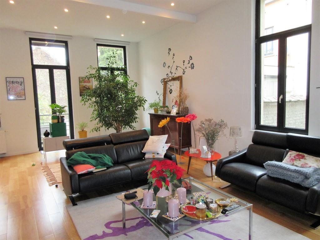 Magnifique appartement 2ch en plein quartier du Châtelain